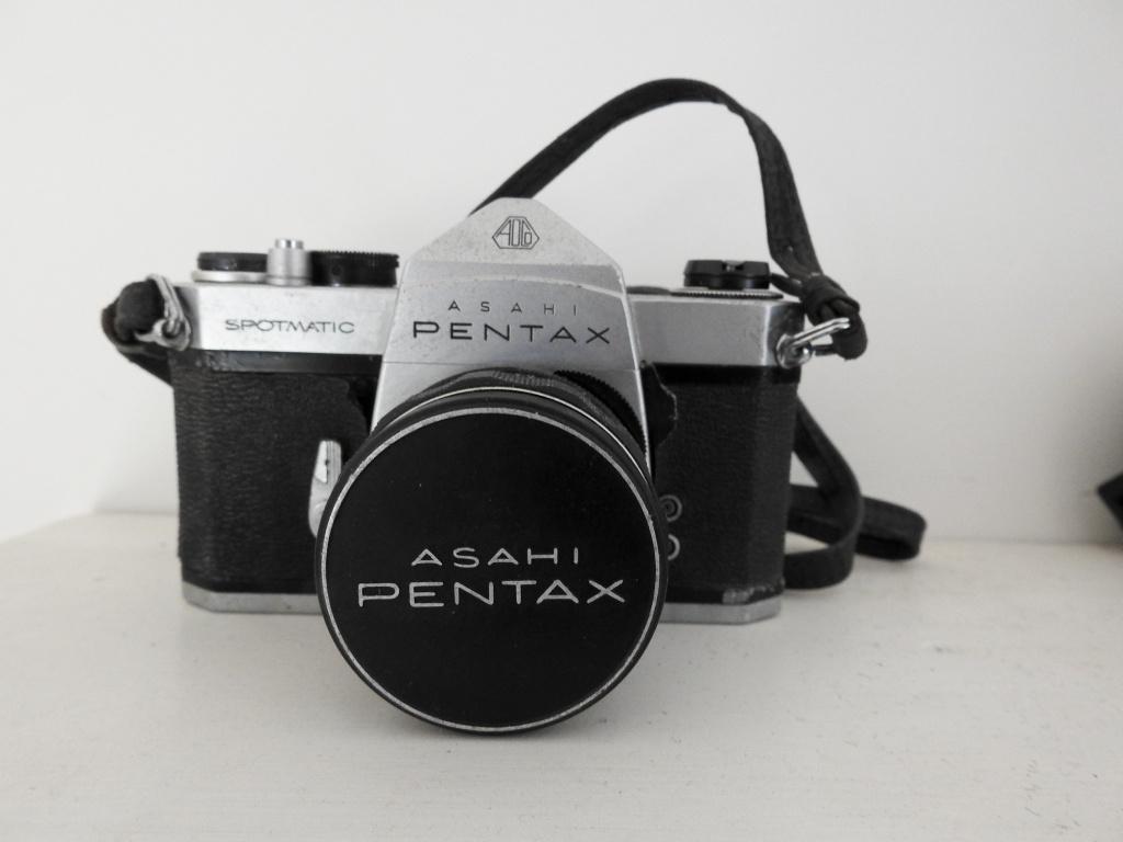 Pentax Spotmatic camera - 1960s